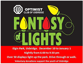 Optimist Fantasy of Lights